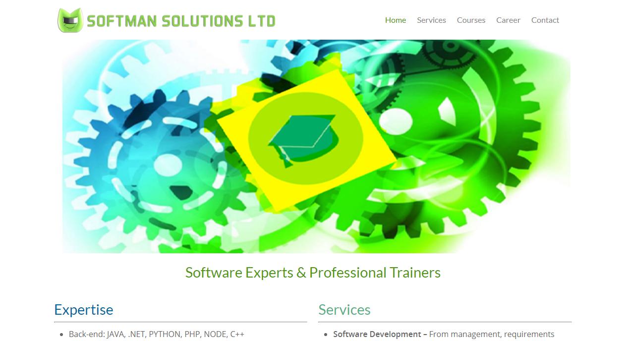 Software Consultancy Portal
