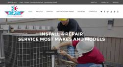 Air Conditioning Repair Service Portal