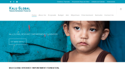 Global Foundation Portal