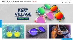 Online glasses portal