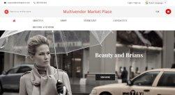 Multi Vendor Portal
