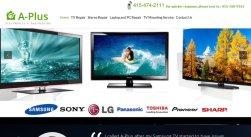 TV repair portal