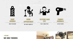 Hair Salon Portal