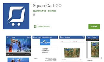 SquareCart GO