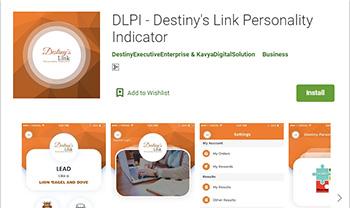 DLPI – Destiny's Link Personality Indicator